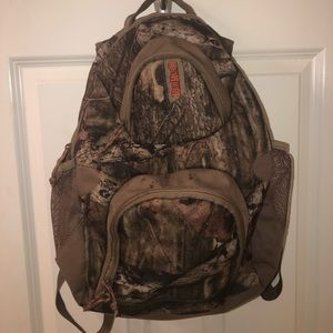 Redhead camo outdoors backpack